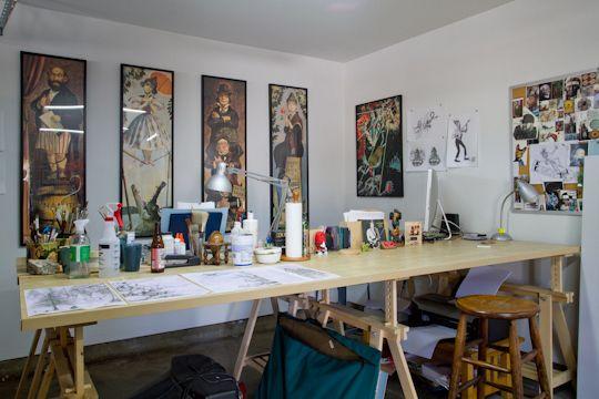 Garage Workshop Paint Colors