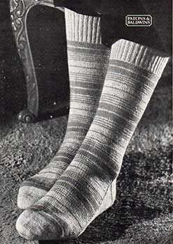 striped socks for men