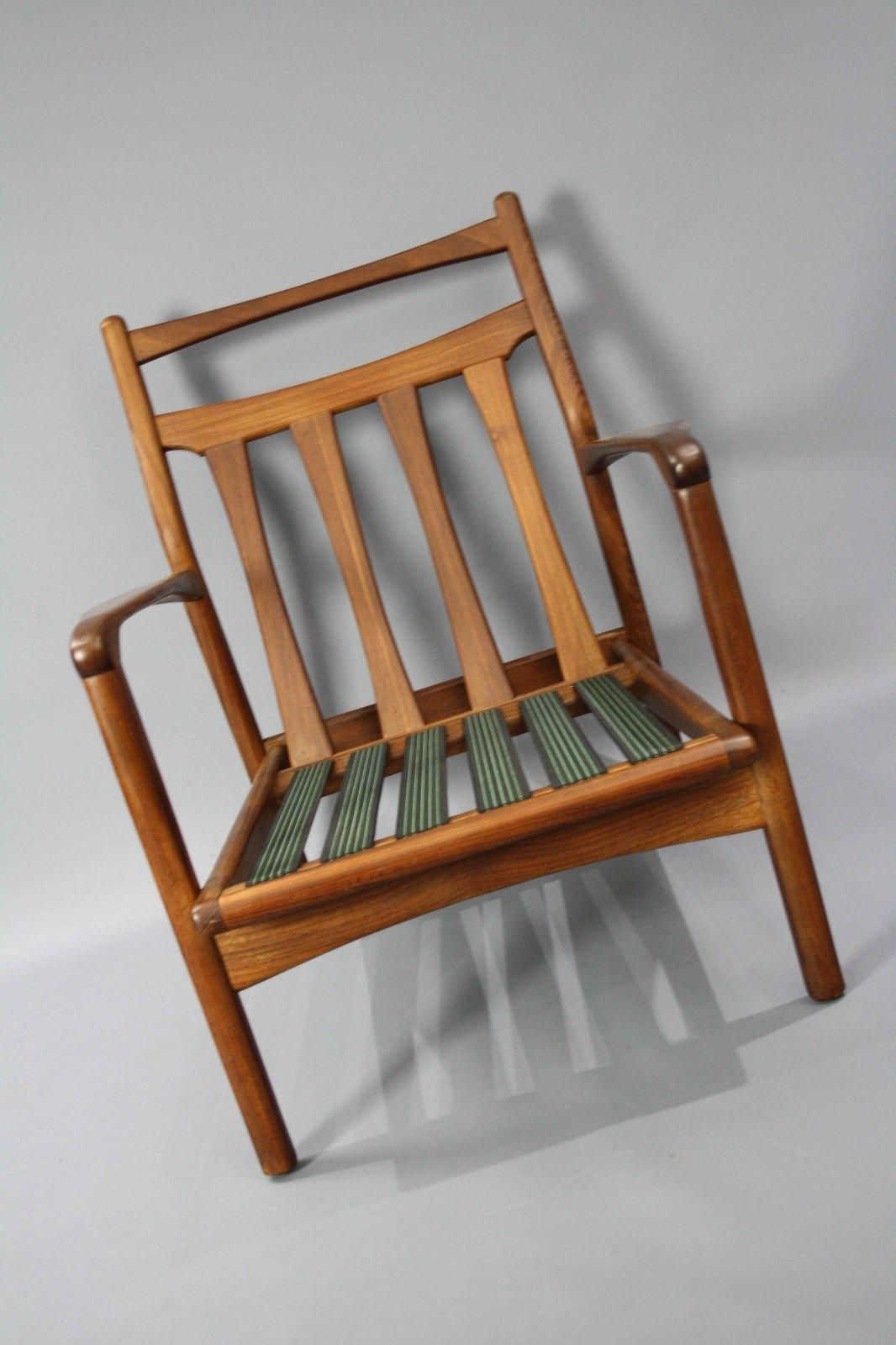 Mid Century Toothill Heals Uk Original Teak Armchair Retro Vintage Lounge Chair Danish Era 360 Modern Furniture Vic Ebay