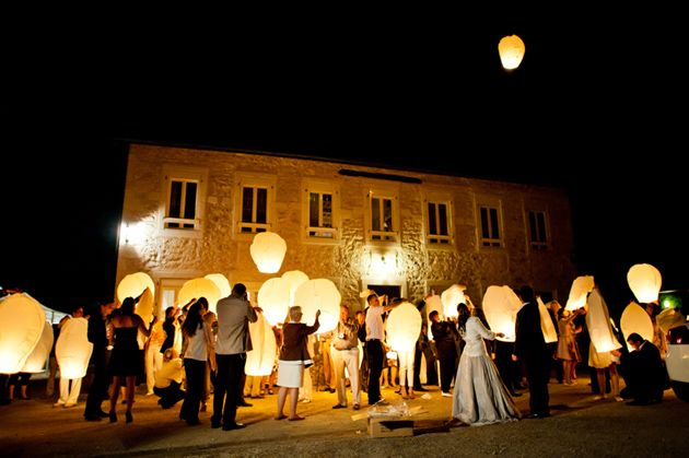 1000 ideas about lacher de lanterne on pinterest lanterne celeste grooms speech and mariage - Lanterne Volante Mariage
