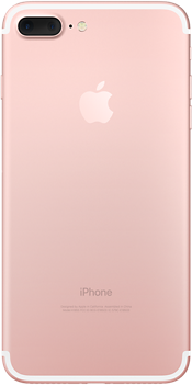 coque iphone 7 plus pink