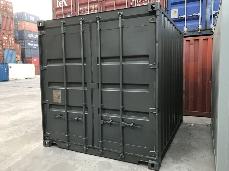 Buy 10ft Shipping Containers In Melbourne In 2020 Containers For Sale Locker Storage Melbourne