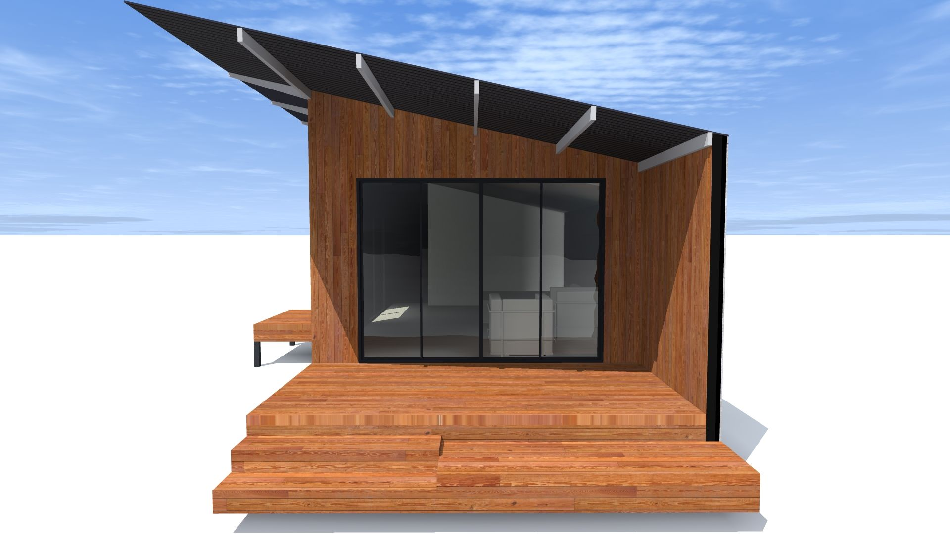 Archiblox Prefabricated Modular Architecture - Cabin - Oceania Architecture Etc