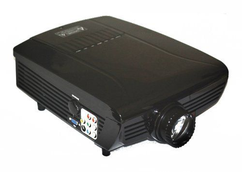 Vvme V07 Digital Galaxy Series Lcd Hdmi Projector 720p Hd Compatible