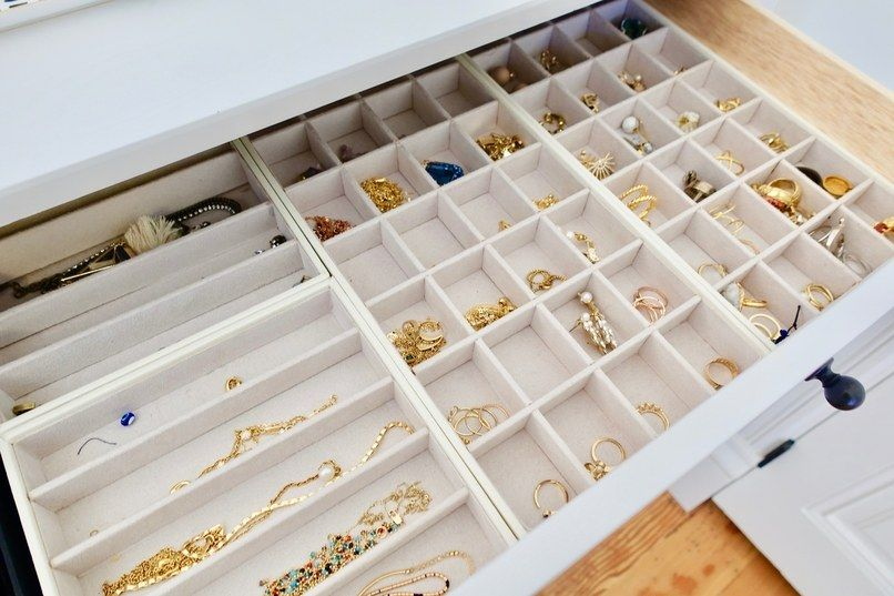 10 Jewelry Storage Ideas You Ll Actually Want To Use Jewellery Storage Jewelry Organizer Storage Jewelry Storage Diy