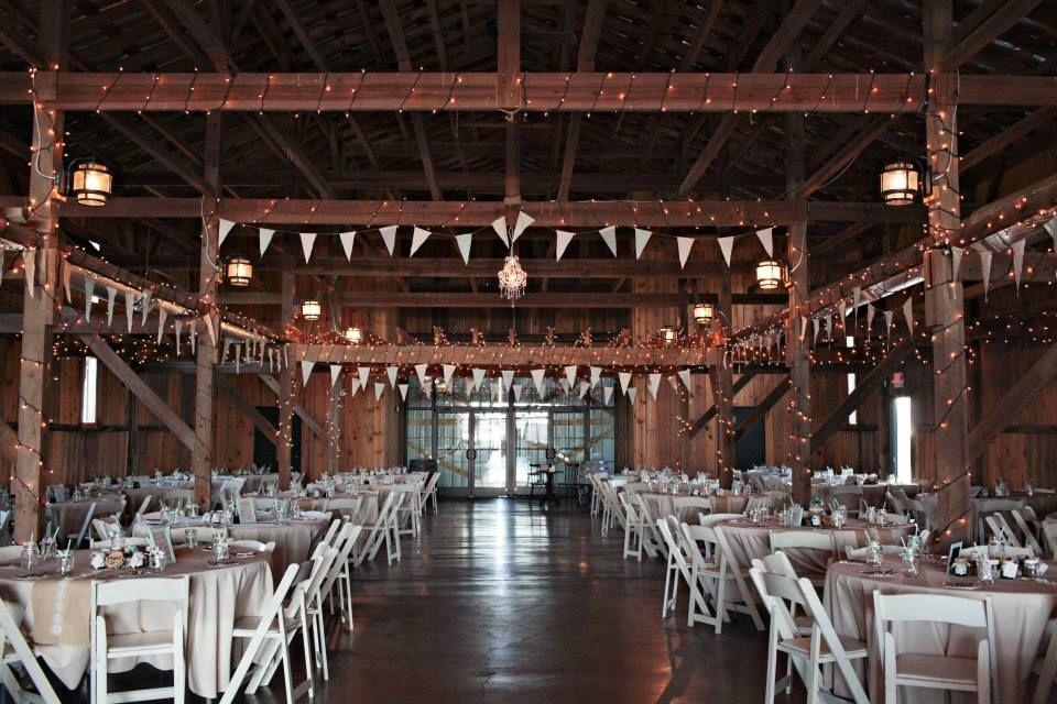 Reception At Talon Winery Lexington KY