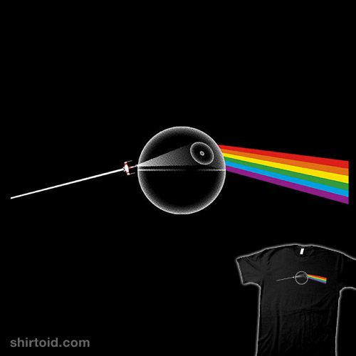 Dark Side of… That's NO MOON!