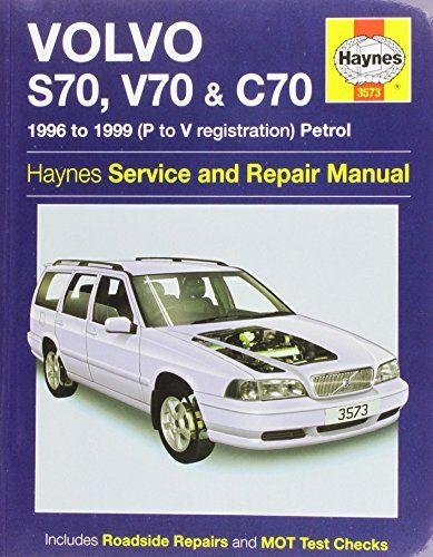 volvo s70 v70 c70 service and repair manual haynes service and rh pinterest com Workshop Manual 1996 Mercury Cougar Chilton Repair Manual