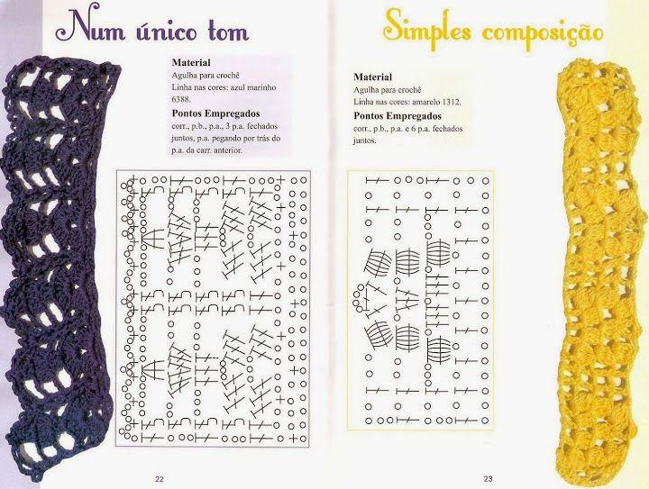 Revistas de manualidades Gratis: Revista Encajes de Crochet gratis