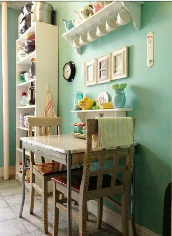 Une Longue Armoire Decor Home Pinterest Kuche Kuche Tisch And
