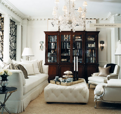 Buttoned Up | It\'s all about the Living Space! | Living room designs ...