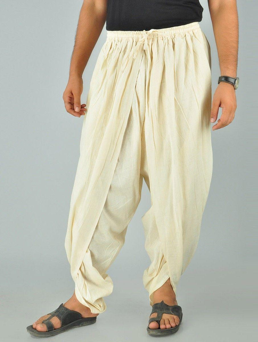 b8da3c4166 MEN Cotton Kadi Dhoti Yoga Pants and 50 similar items | Man style ...