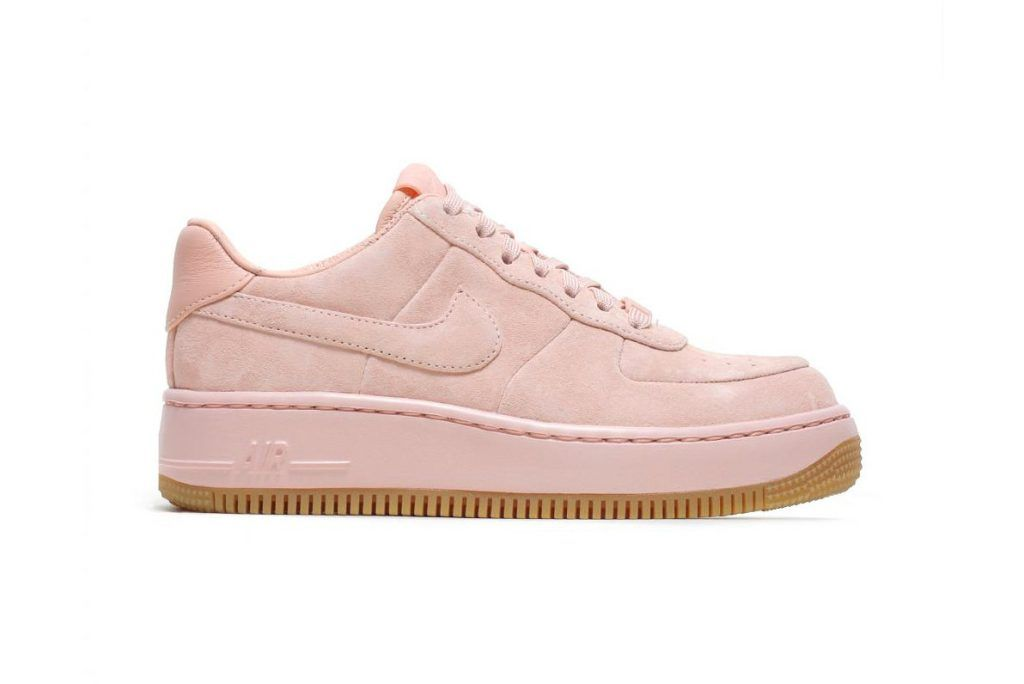 release date b99e9 b8003 Sneakers women - Nike Air Force one Upstep arctic orange (©titolo)