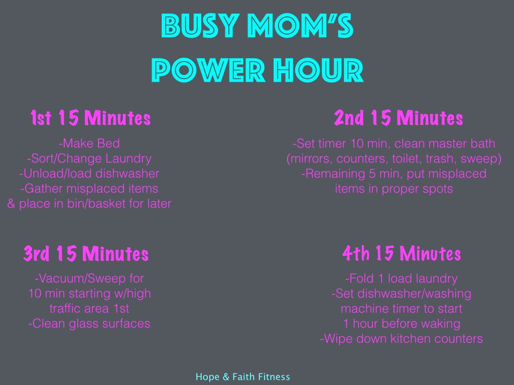 Im A Huge Fan Of The Power Hour In My Beachbody Business Also