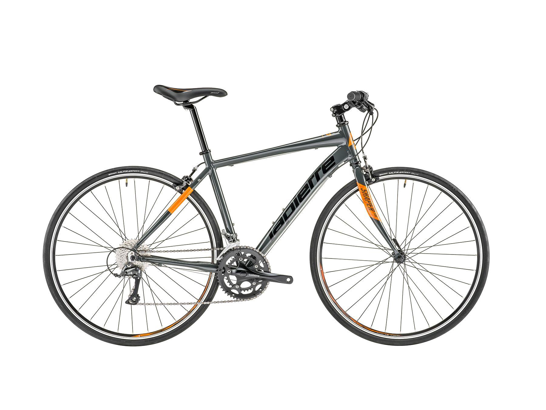 Lapierre Shaper 100 Bicicletta, Selle, Pneumatici
