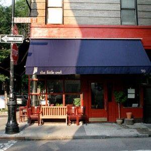 The Little Owl In Manhattans West Village Restaurants Ive