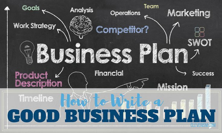 How to write a good business plan Photography Business Pinterest