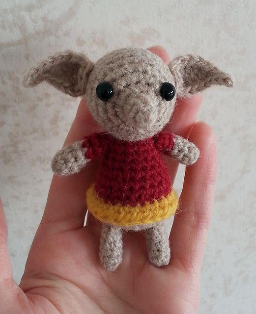 Ravelry Crochet Free Pattern Amigurumi Pocket Elf Pattern By