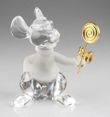 Lot Of 8 Retired Disney Lenox Winnie The Pooh Crystal Figurines Retired Great Crystal Figurines Winnie The Pooh Figurines Lalique