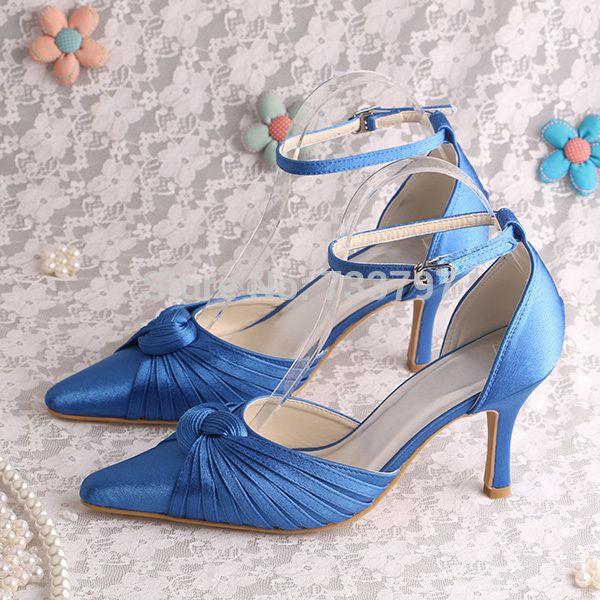 Chaussures Bleu Kustom Femmes r6k2yBd