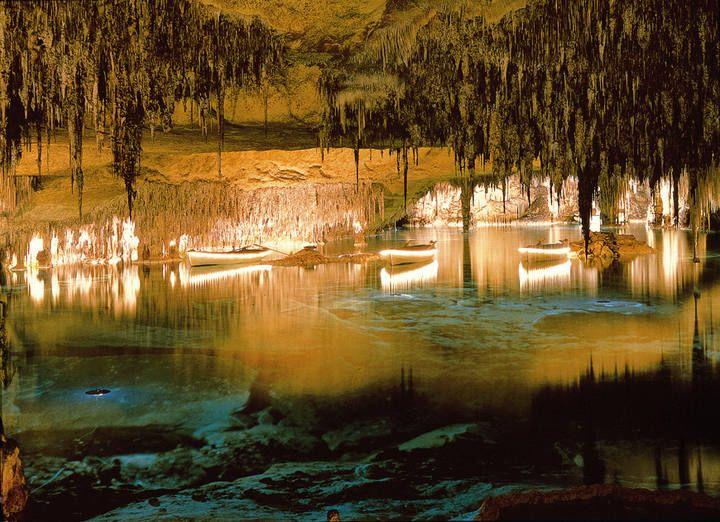 Las mejores cuevas de España interior del Drach