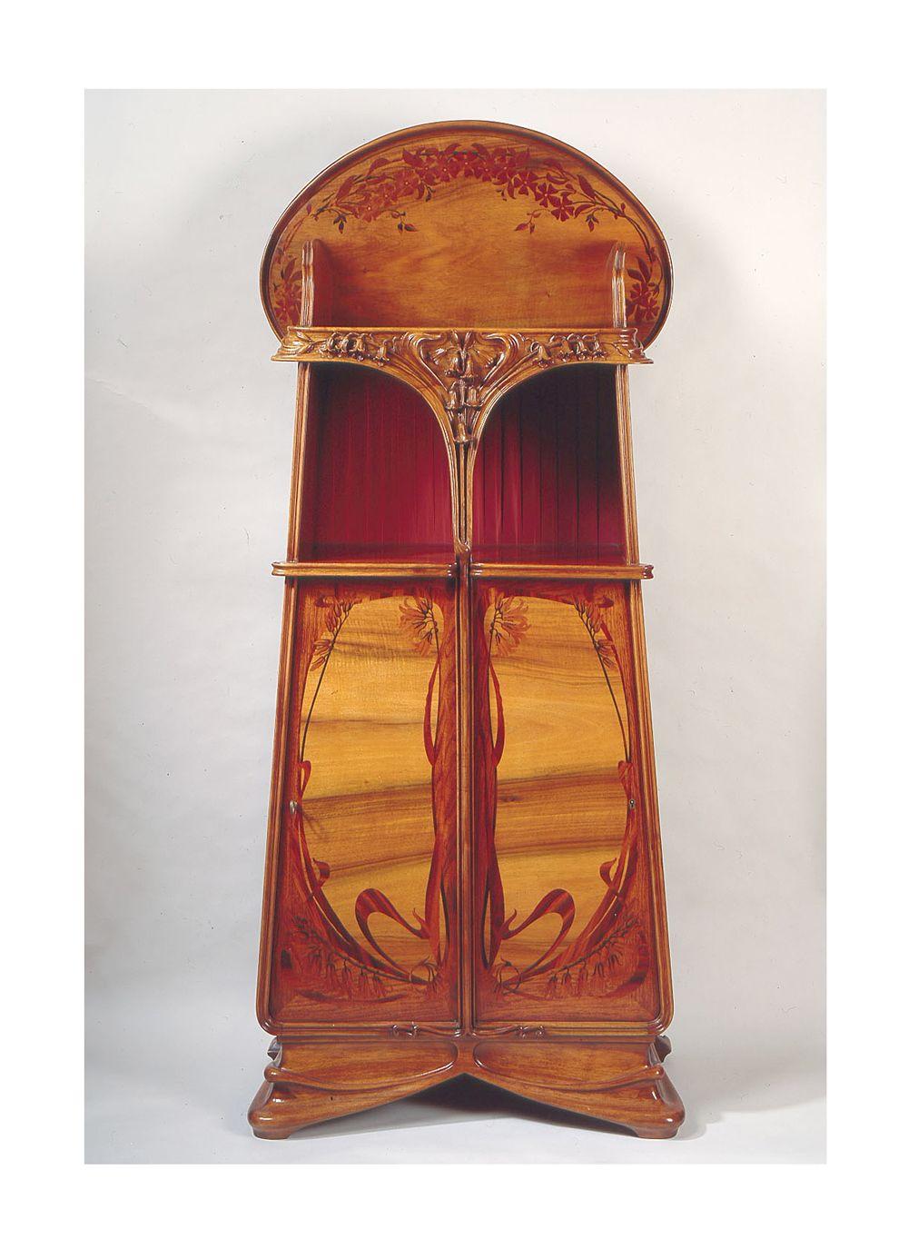 Louis Majorelle Vitrine Circa 1900 Ok Art Nouveau Art Nouveau Design Art Nouveau Furniture