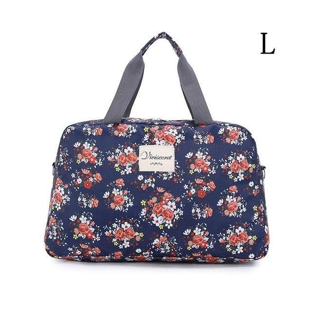 b852223179 2017 Women Fashion Traveling Shoulder Bag Large Capacity Travel Bag Hand  Luggage Bag Clothes Organizer Glamor