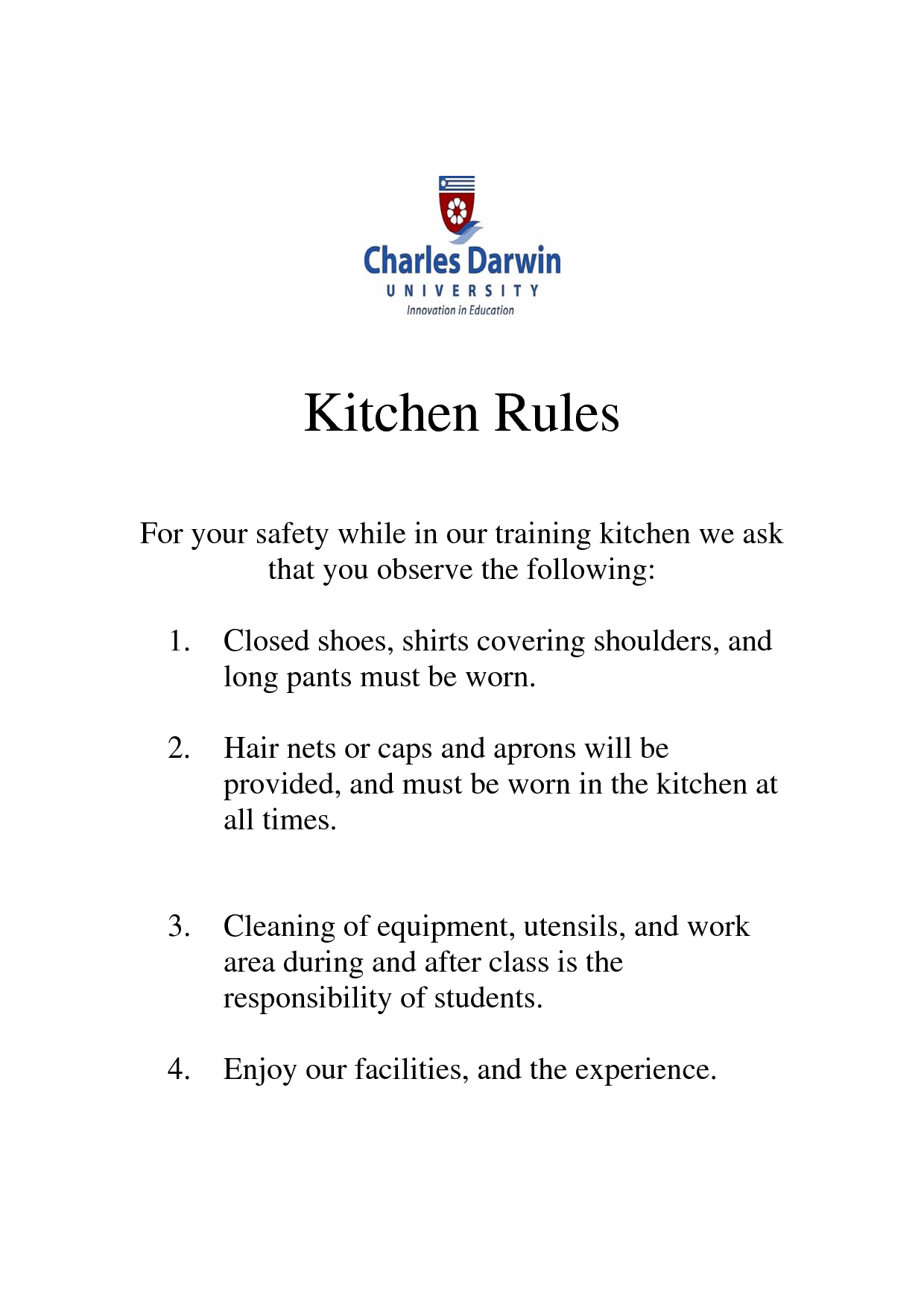 Etiquette Rules | scope of work template | Etiquette | Pinterest ...