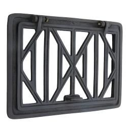 Classic Through The Wall Mail Slot Inside Grill Crown City Hardware Mail Slots Inside Grilling Wall