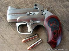 Bond Arms  45 Colt/  410 Shotshell Snake Slayer: The Derringer