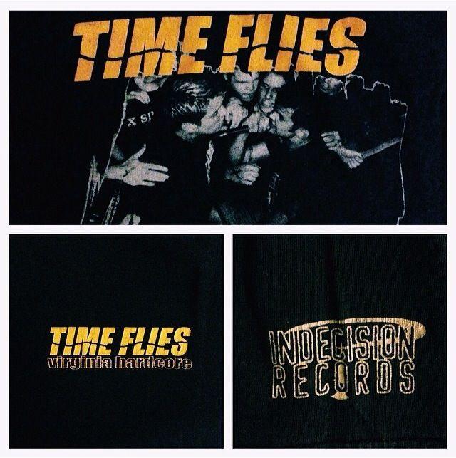 Time Flies tees #hardcore