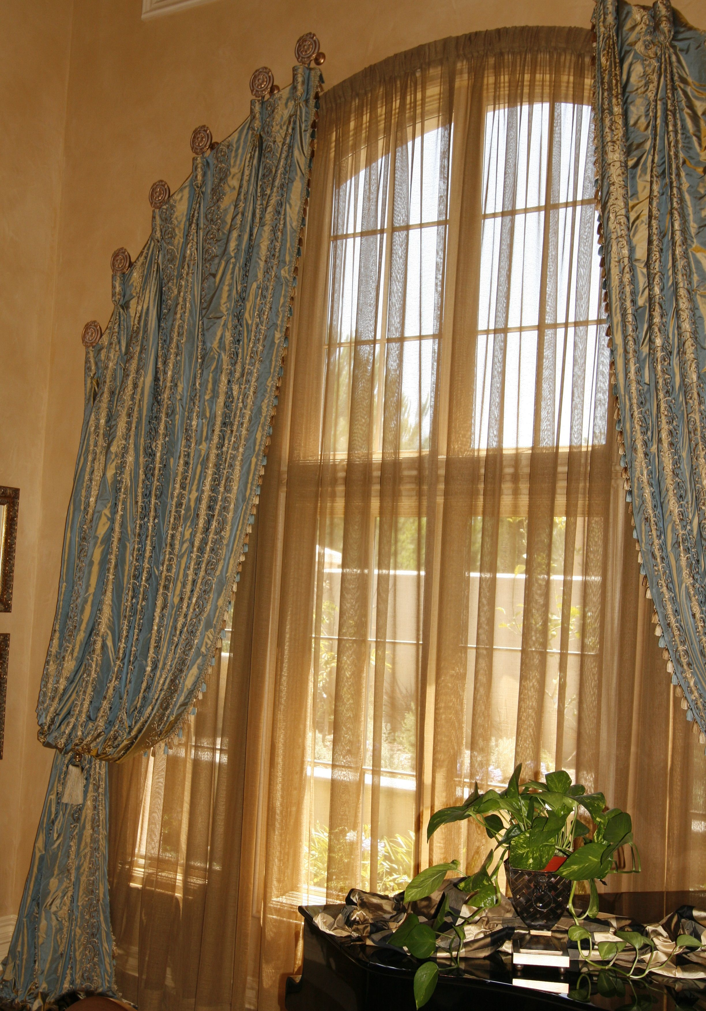 Drapery By Detail Matters Inc Makkas Workroom Photography By
