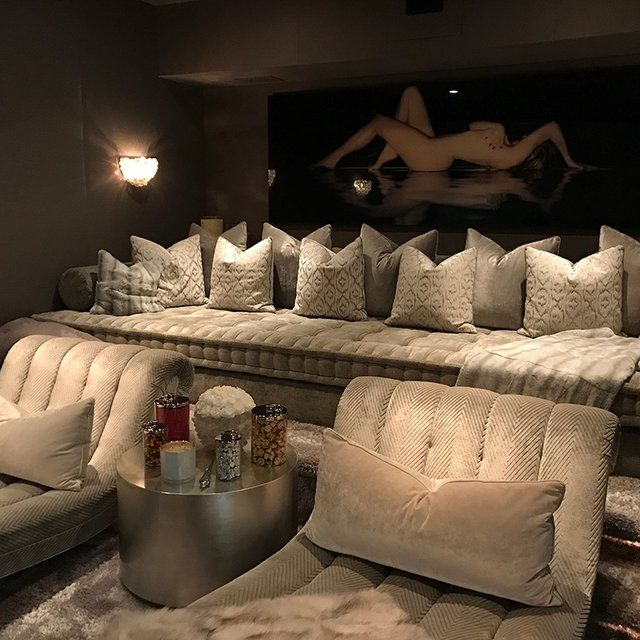 Home Theater Room Design: Home Theater
