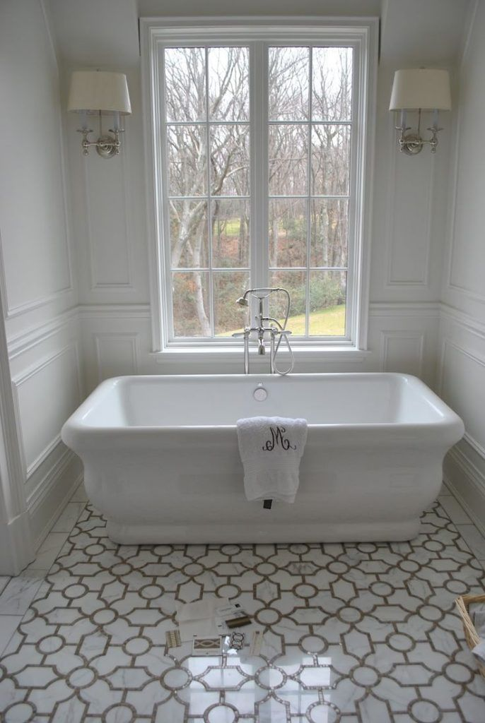 Freestanding Or Built In Tub Which Is Right For You Vintage