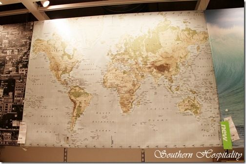 Ikea browsing wall maps southern hospitality and decorating want this map from ikea gumiabroncs Images