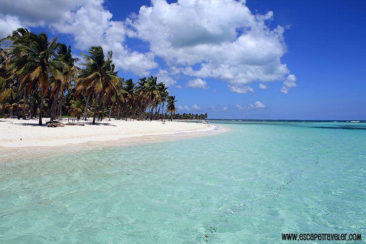 Saona Island Isla Dominican Republic Http Www Escapetraveler