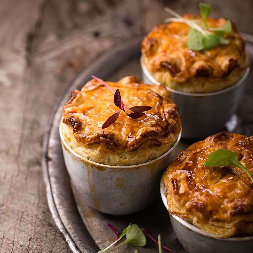 These pepper steak pies are the perfect comfort food for a ...