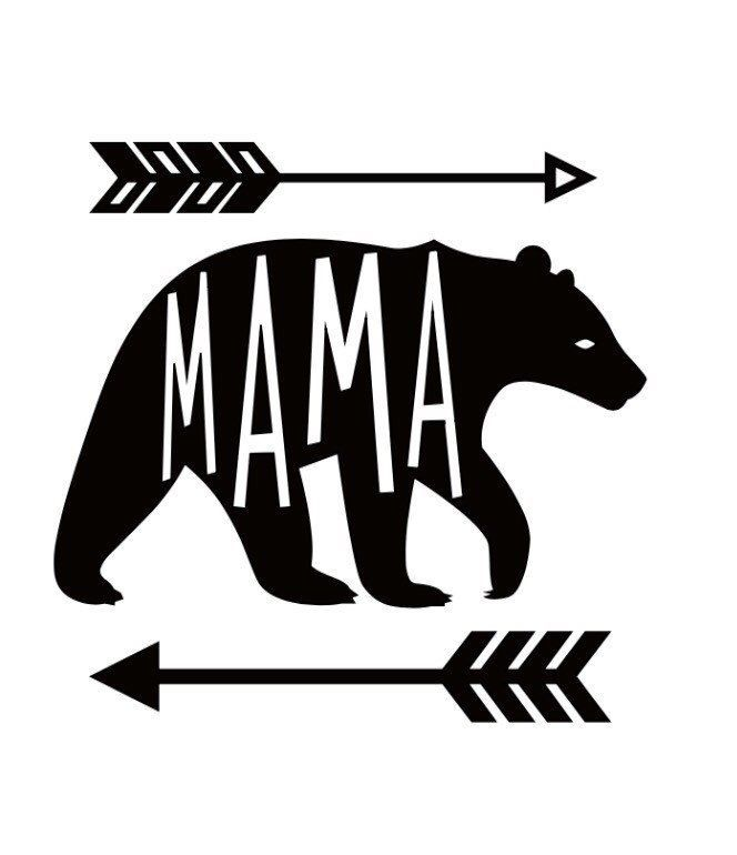 Mama bear iron on vinyl transfer for shirtbag etc mama bear iron on vinyl trasnsfer for shirtbag etc by piecesofhart on etsy publicscrutiny Gallery