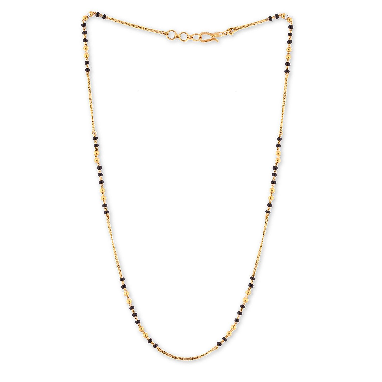 Malabar Gold Mangalsutra Andaaaaaahjy Gold Mangalsutra Designs Gold Mangalsutra Black Beaded Jewelry