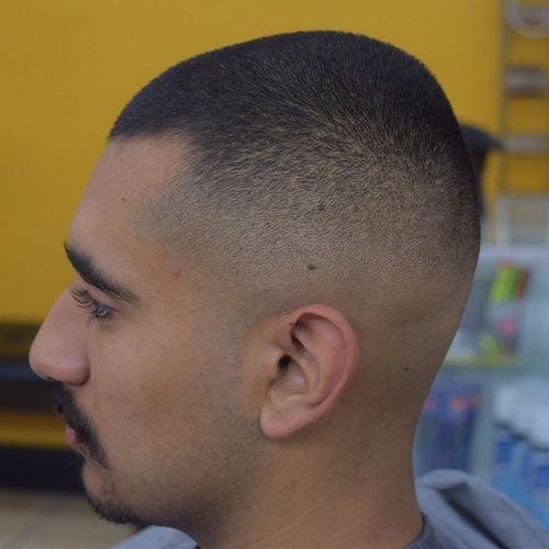 Short High Fade Haircut Best Short Hair Styles