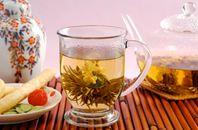 Blooming tea recipe!