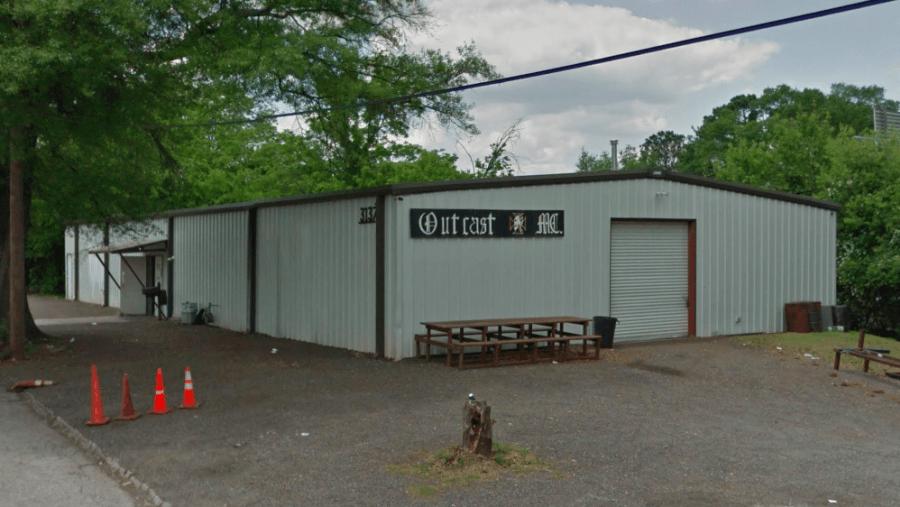 Outcast MC Clubhouse Atlanta Georgia | OC | Motorcycle clubs, Biker