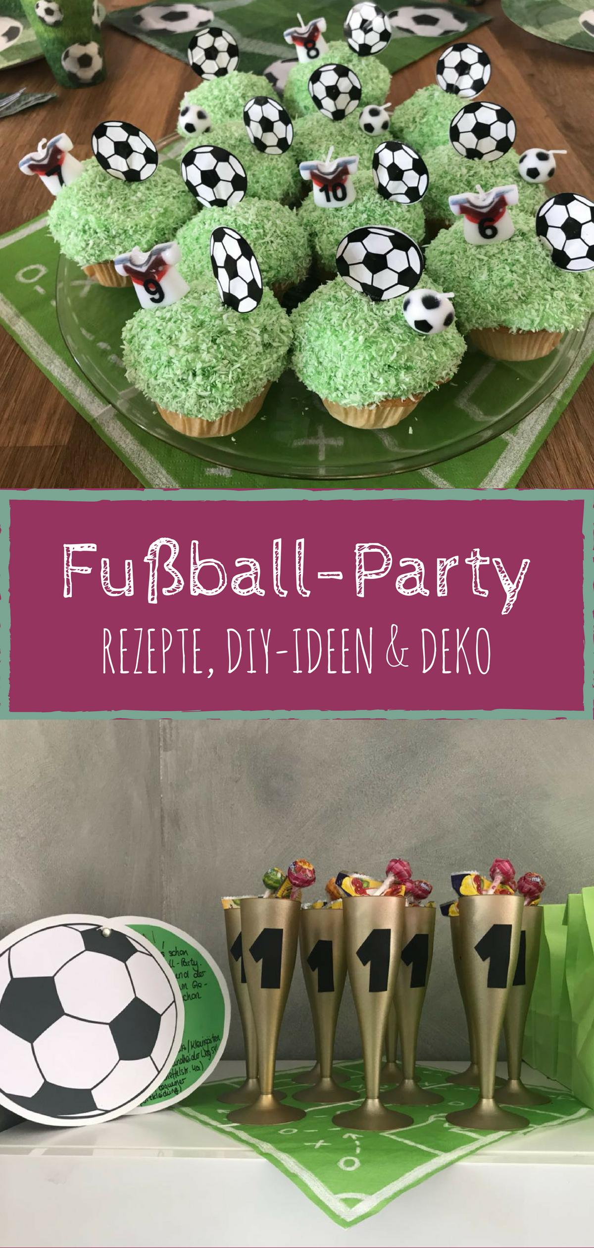 anzeige: fußball-party zur fußball-wm 2018 (in kooperation