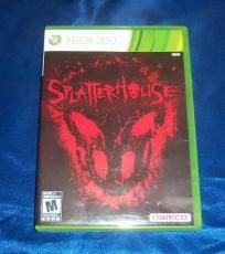 Splatterhouse Xbox 360 game! Free Shipping. One of the most violent games on Xbox 360