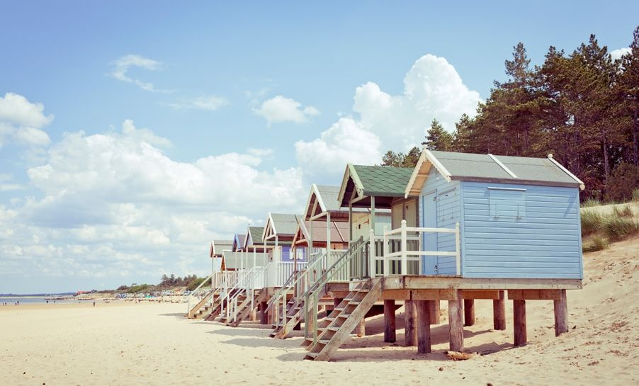 wells next the sea beach huts - Google Search