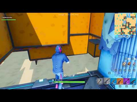 SELAGE'S AIM FACILITY By Selage Fortnite Creative Mode