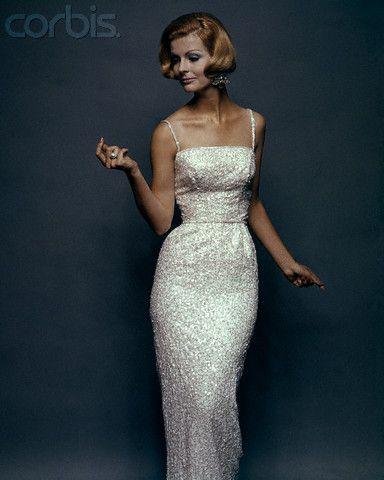 Evening Dresses 1960s