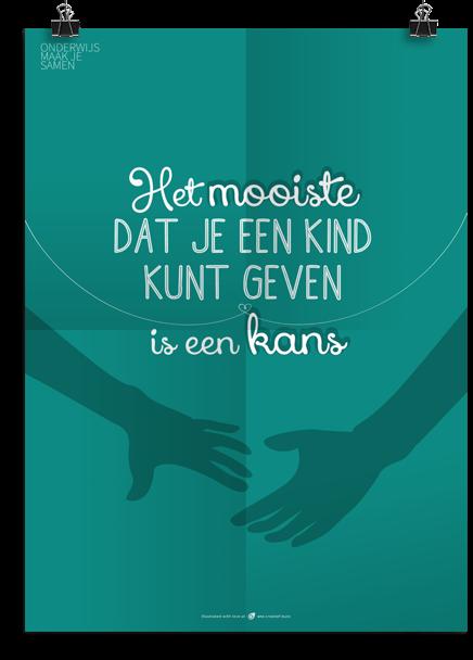 onderwijs spreuken Prikkelende Posters Archief   Onderwijs Maak Je Samen | Mooie  onderwijs spreuken
