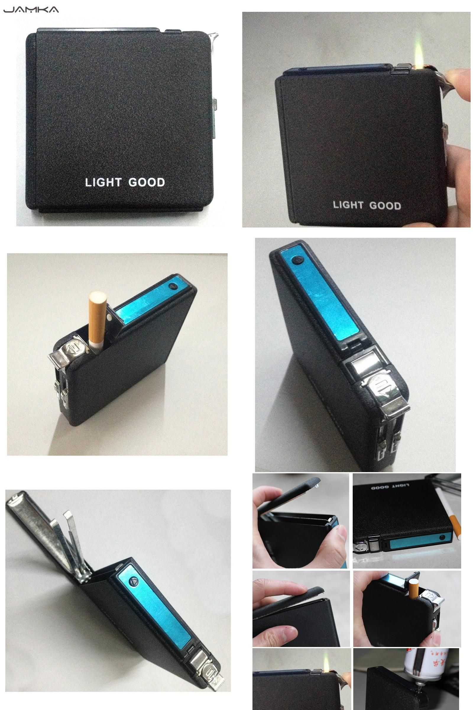 Cheap 20 cigarette Buy Quality gas case directly from China cigarette case 20 lighter Suppliers Cigarette )Scrub Multifunction Cigarette Case Fashion ... & Visit to Buy] (20 Cigarette )Scrub Multifunction Cigarette Case ... Aboutintivar.Com
