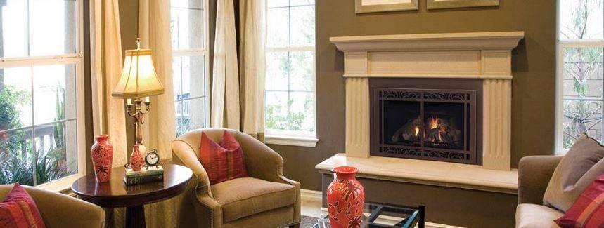 Heatilator Dv Fireplace On Display In Our Voorhees Showroom 476
